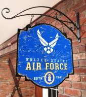Air Force Falcons Tavern Sign