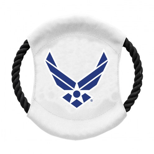 Air Force Falcons Team Frisbee Dog Toy