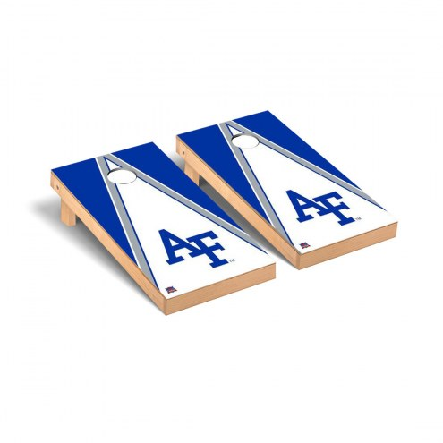 Air Force Falcons Triangle Cornhole Game Set