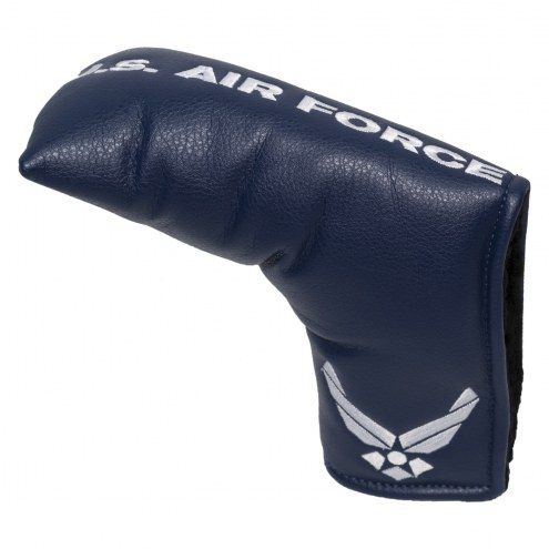 Air Force Falcons Vintage Golf Blade Putter Cover