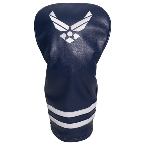 Air Force Falcons Vintage Golf Driver Headcover