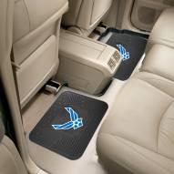 Air Force Falcons Vinyl 2-Piece Rear Floor Mats