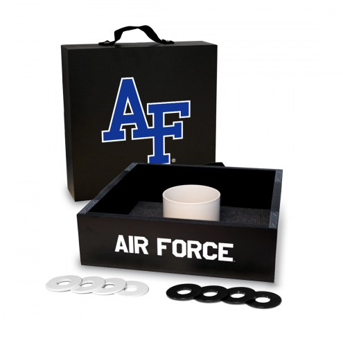 Air Force Falcons Washer Toss Game Set