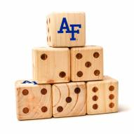 Air Force Falcons Yard Dice