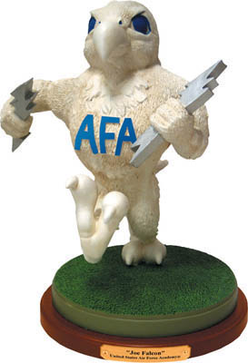 Air Force Collectible Mascot Figurine