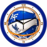Air Force Falcons Slam Dunk Wall Clock