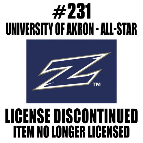 Akron Zips All-Star Mat