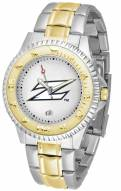 Akron Zips Competitor Two-Tone Men's Watch