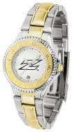Akron Zips Competitor Two-Tone Women's Watch