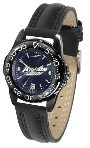 Akron Zips Ladies Fantom Bandit AnoChrome Watch