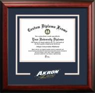 Akron Zips Spirit Diploma Frame
