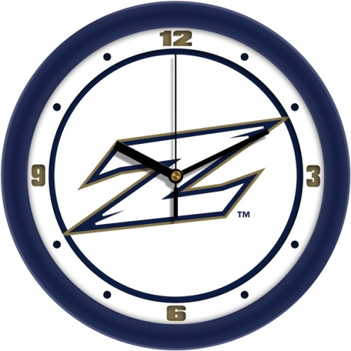 Akron Zips Traditional Wall Clock