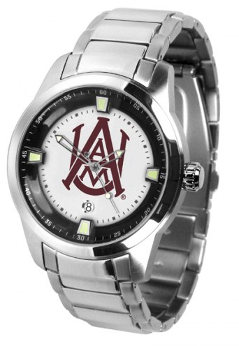 Alabama A&M Bulldogs Titan Steel Men's Watch