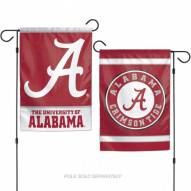 "Alabama Crimson Tide 11"" x 15"" Garden Flag"