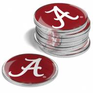 Alabama Crimson Tide 12-Pack Golf Ball Markers