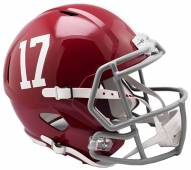 Alabama Crimson Tide Riddell Speed Collectible Football Helmet