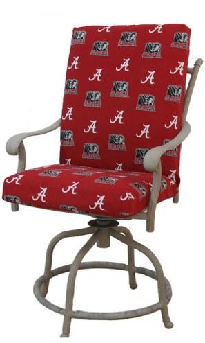 Alabama Crimson Tide 2 Piece Chair Cushion
