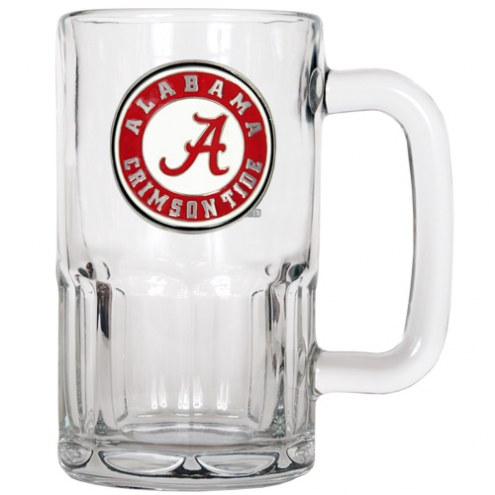 Alabama Crimson Tide 20 oz. Root Beer Style Mug