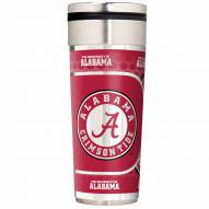 Alabama Crimson Tide 22 oz. Hi Def Travel Tumbler