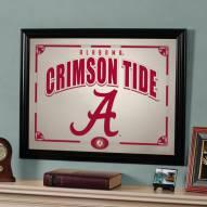 "Alabama Crimson Tide 23"" x 18"" Mirror"