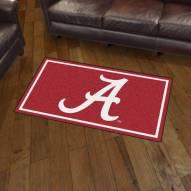 Alabama Crimson Tide 3' x 5' Area Rug