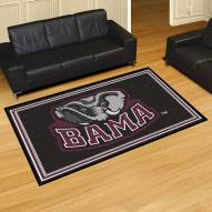 Alabama Crimson Tide 5' x 8' Area Rug