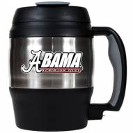 Alabama Crimson Tide 52 oz. Stainless Steel Travel Mug