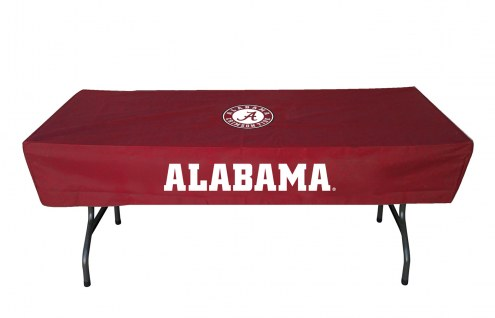 Alabama Crimson Tide 6' Table Cover