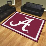 Alabama Crimson Tide 8' x 10' Area Rug