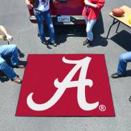 "Alabama Crimson Tide ""A"" Tailgate Mat"