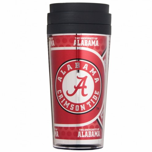 Alabama Crimson Tide Acrylic Travel Tumbler