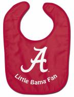 Alabama Crimson Tide All Pro Little Fan Baby Bib