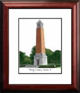 Alabama Crimson Tide Alumnus Framed Lithograph