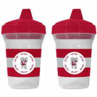 Alabama Crimson Tide Sippy Cup - 2 Pack