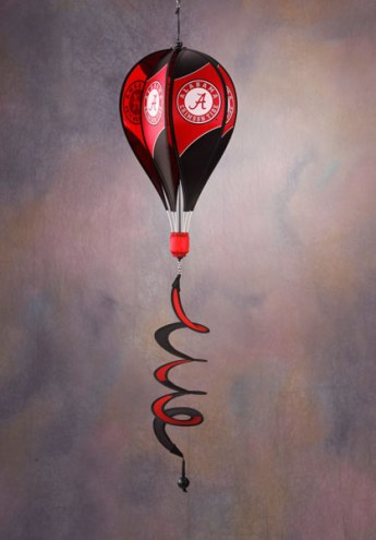 Alabama Crimson Tide Balloon Wind Spinner