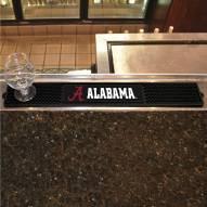 Alabama Crimson Tide Bar Mat