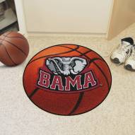 Alabama Crimson Tide Basketball Mat