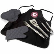 Alabama Crimson Tide BBQ Apron Tote Set
