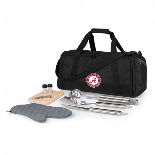 Alabama Crimson Tide BBQ Kit Cooler