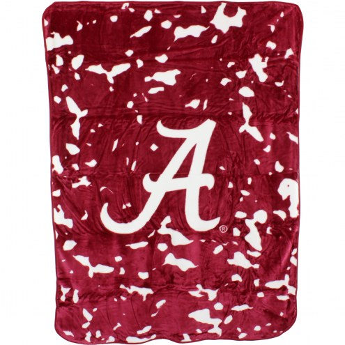 Alabama Crimson Tide Bedspread