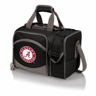 Alabama Crimson Tide Black Malibu Picnic Pack
