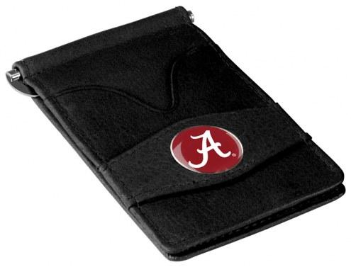 Alabama Crimson Tide Black Player's Wallet