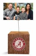 Alabama Crimson Tide Block Spiral Photo Holder