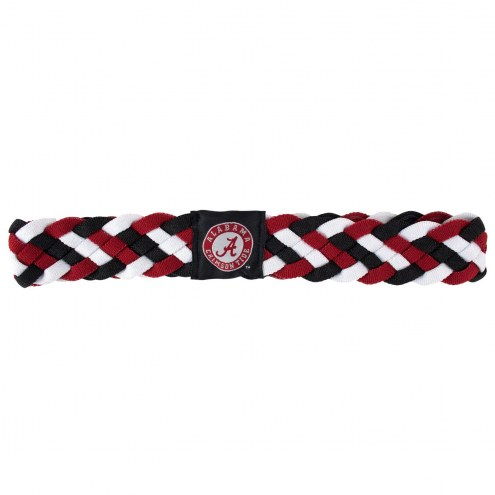 Alabama Crimson Tide Braided Head Band