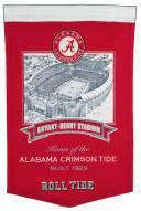 Alabama Crimson Tide Bryant-Denny Stadium Banner