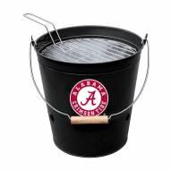 Alabama Crimson Tide Bucket Grill
