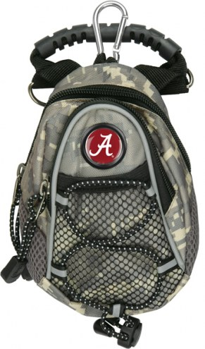 Alabama Crimson Tide Camo Mini Day Pack