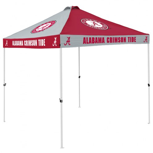 Alabama Crimson Tide 9' x 9' Checkerboard Tailgate Canopy Tent