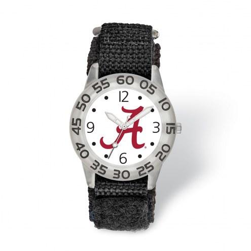 Alabama Crimson Tide Children's Fan Watch