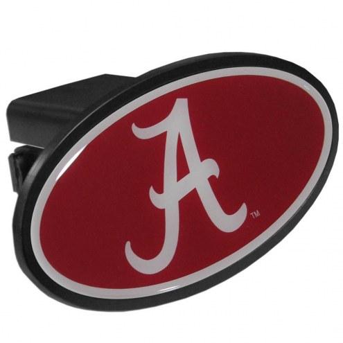 Alabama Crimson Tide Class III Plastic Hitch Cover
